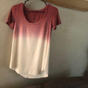 American Eagle Soft & Sexy Slub T-shirt- size XS